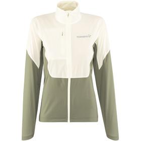 Norrøna Bitihorn Aero100 Jacket Women grey/white